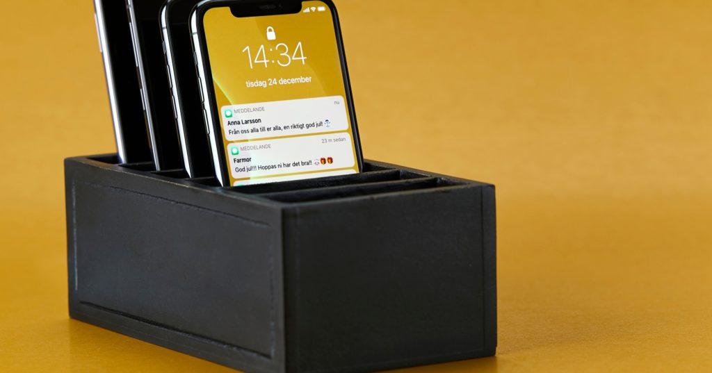 En mobillåda