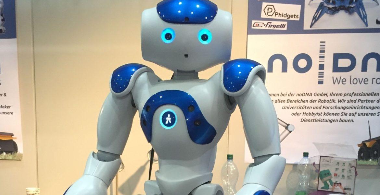 Roboten Nao.