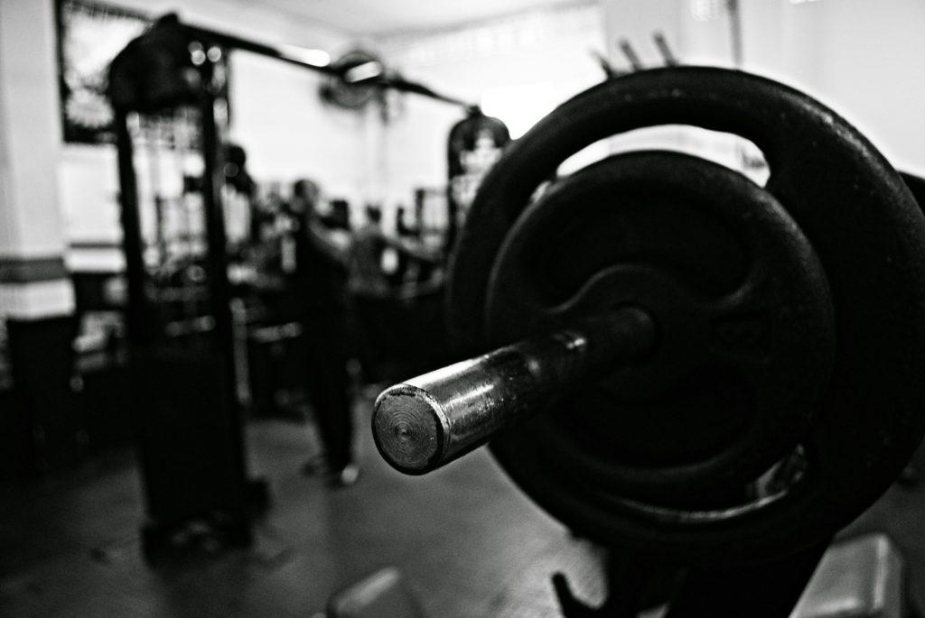 Ett gym