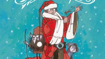 Veckans boktips, jakten på julen