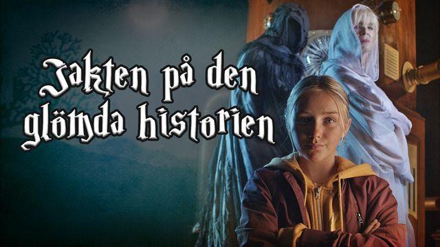 Skådespelaren Viva Östervall Lyngbrant