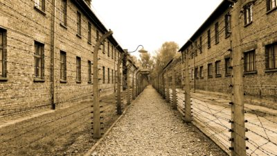 Förintelselägret Auschwitz