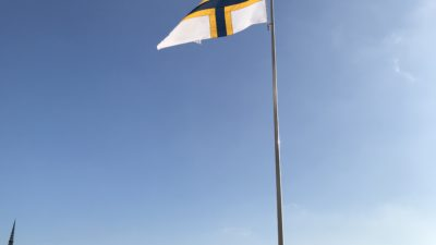 Svenskfinska flaggan