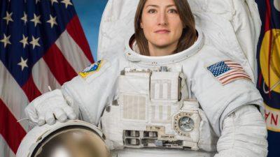 Astronauten Christina Koch