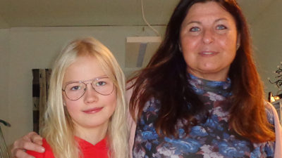 Elsa och Anki