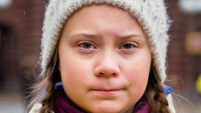Veckan boktips. Fakta om Greta Thunberg