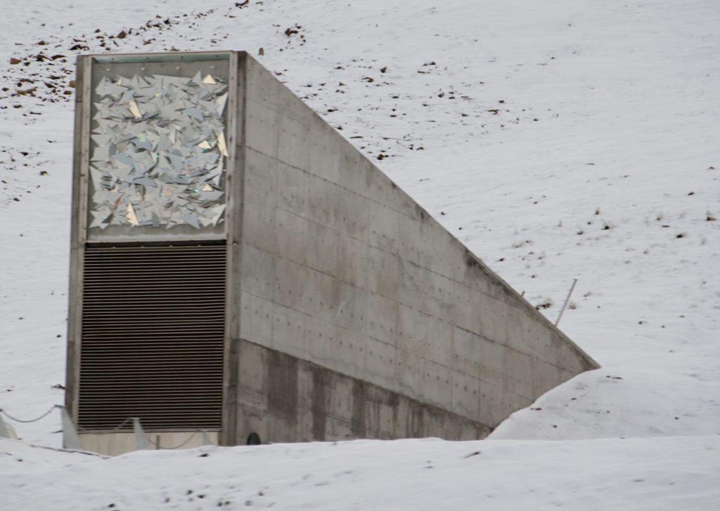 Frövalvet på Svalbard