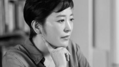 Barnboksförfattaren Baek Heena