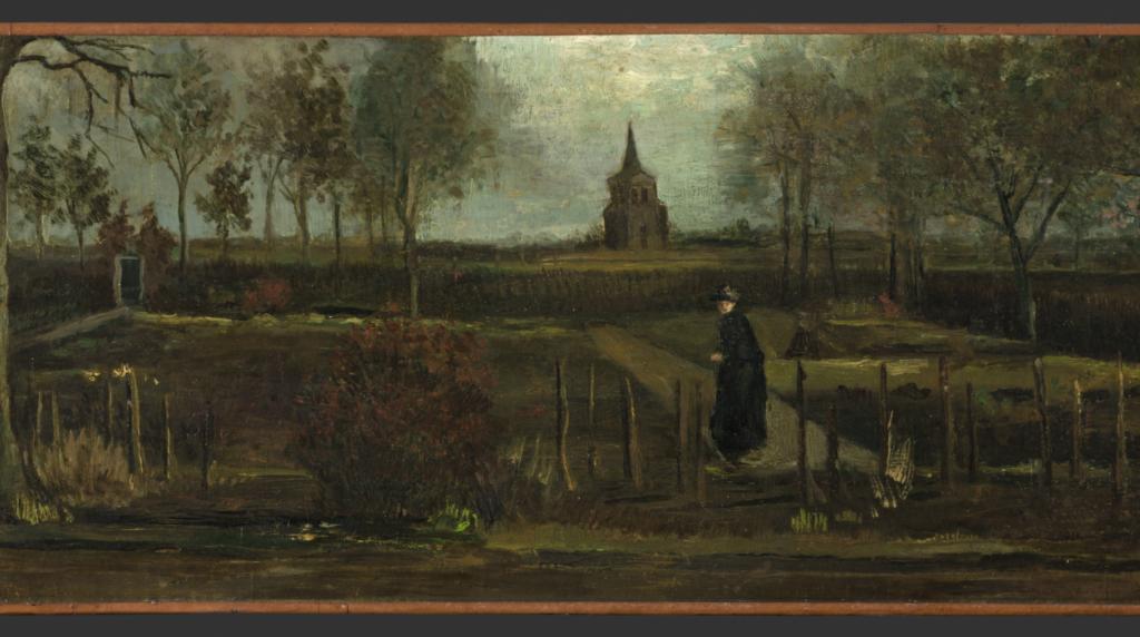 En tavla av Vincent van Gogh