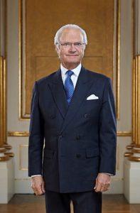 Sveriges kung, Carl XVI Gustaf
