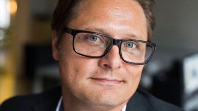 Rektorn Mattias Liedholm blir avstängd från jobbet