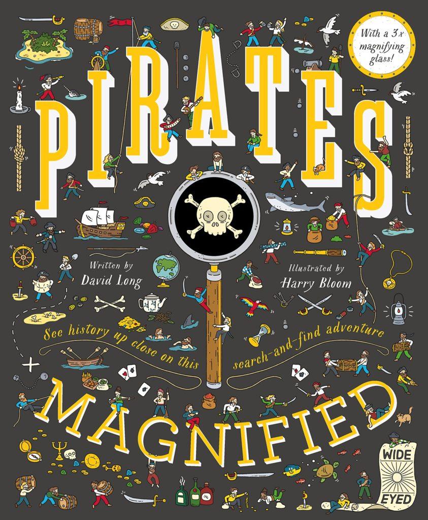 Veckans boktips: pirater