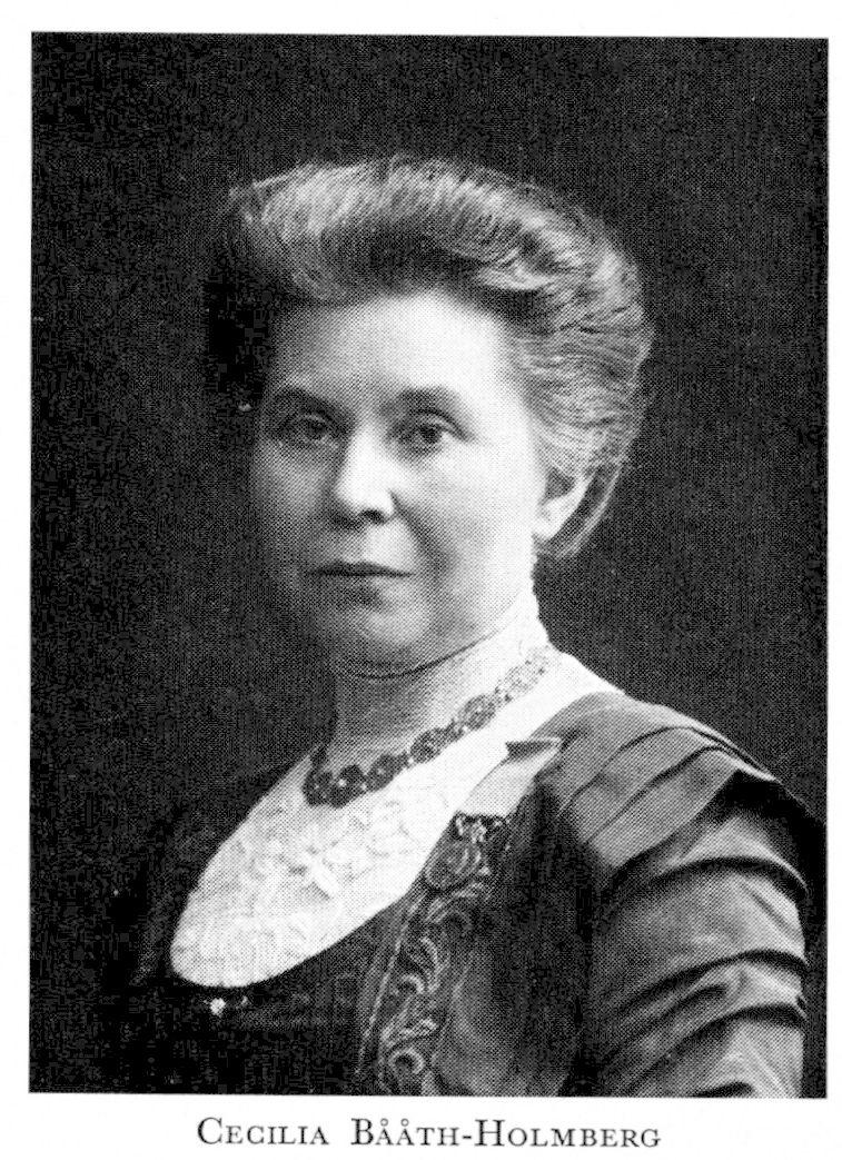 Cecilia Bååth-Holmberg