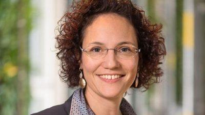 Forskare Anna Sarkadi