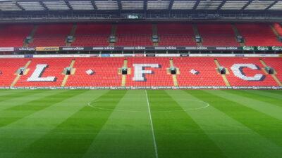 Liverpools hemmarena Anfield