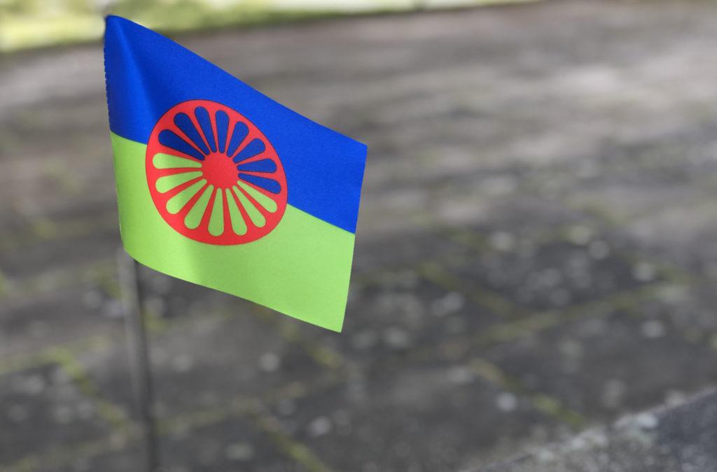 Den romska flaggan