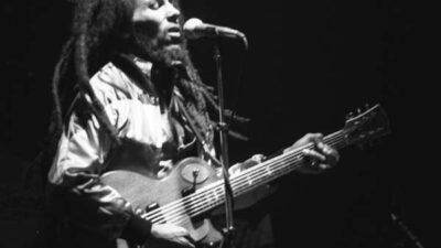 Unicef startar kampanj med Marley.