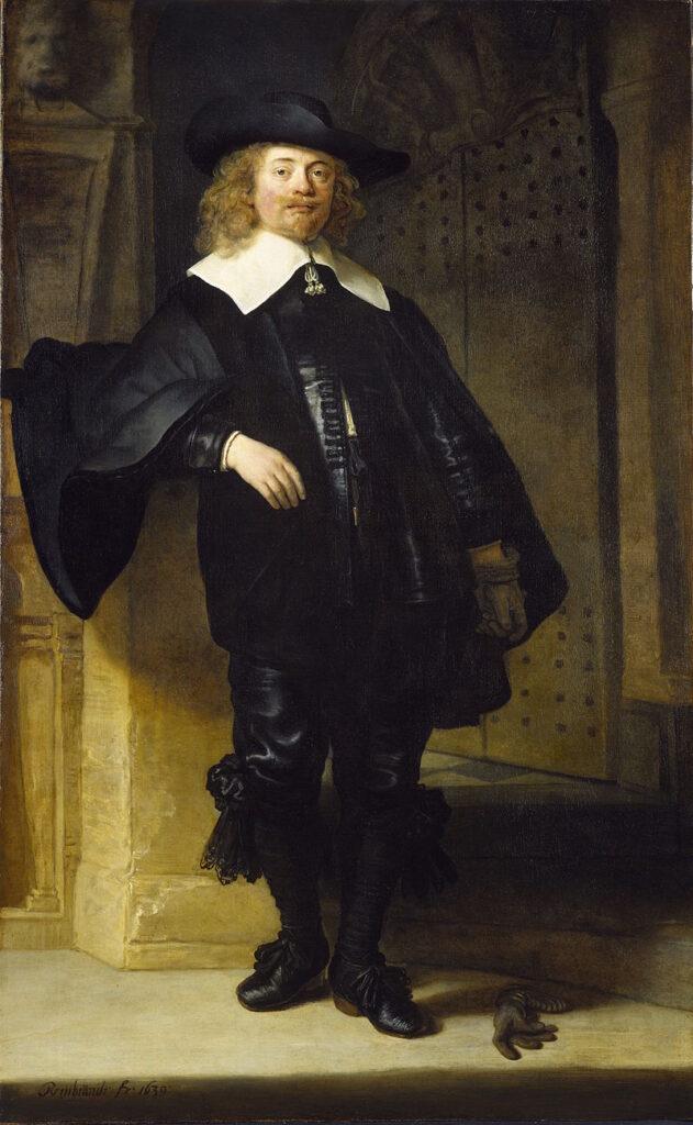 Självporträtt av Rembrandt sålt på auktion