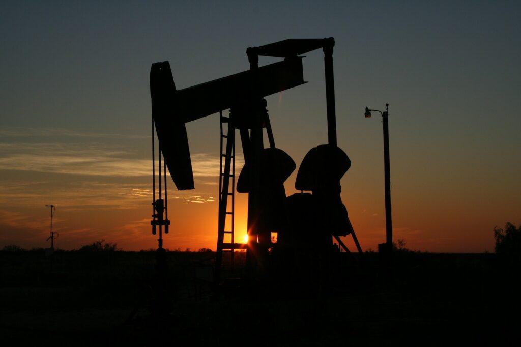 Oljeledning i USA är olaglig.