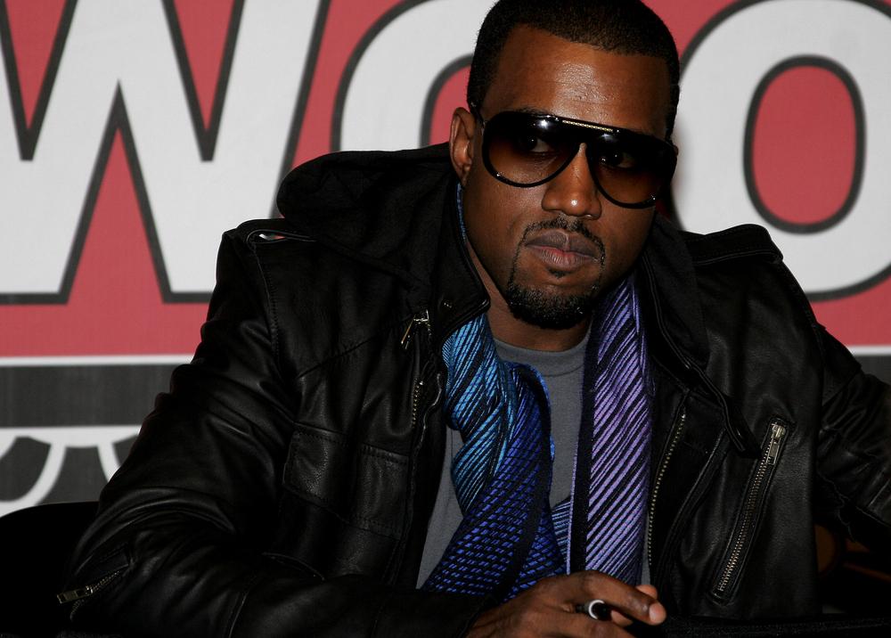 Kanye vill bli president.