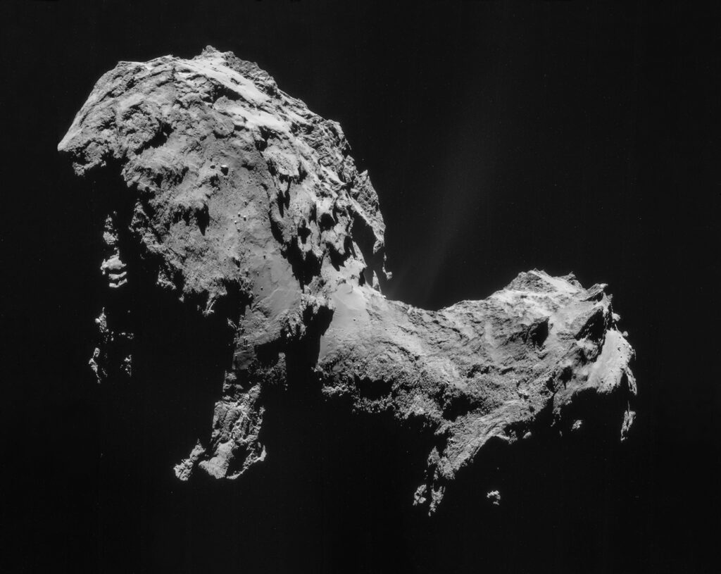 Kometen 67P