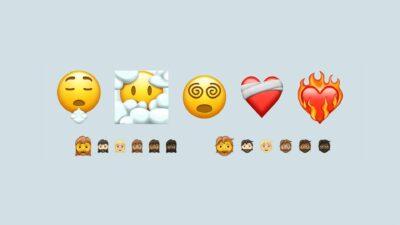 Nya emojier