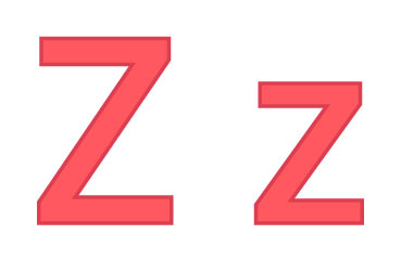 Bokstaven Z