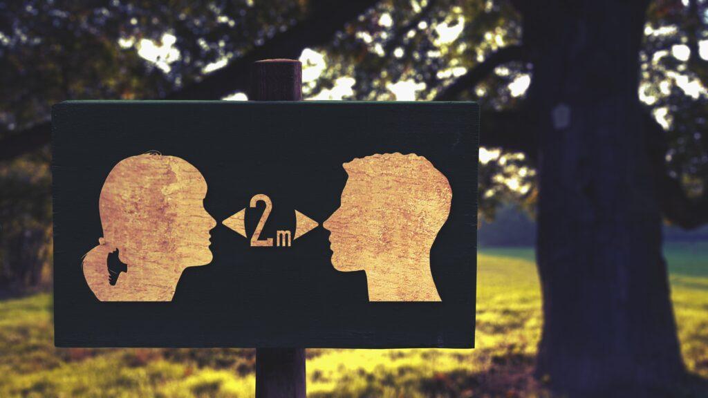Social distansering