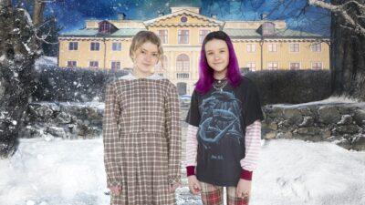 Bibi Lenhoff och Sarah Rhodin är månadens kändisar i Minibladet