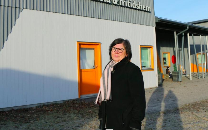 Carina Stridsman Fjellström