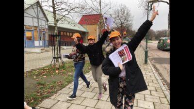 Krönika: Lyckan i att nå sina läsare