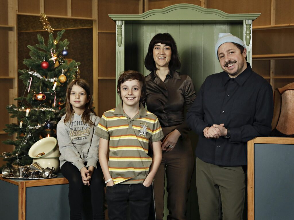 En hederlig jul med Knyckertz