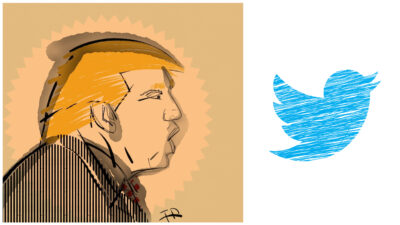 Donald Trump och Twitter