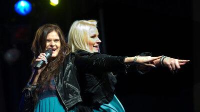 Cecilia Furlong och Lena Ström