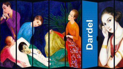 Målningar av Nils Dardel