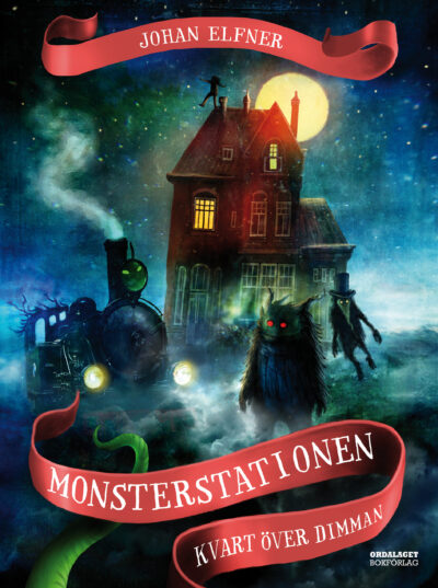 Veckans boktips, Monsterstationen
