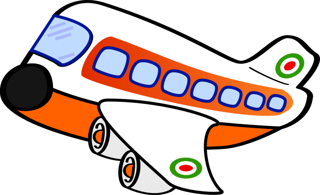 Ett flygplan