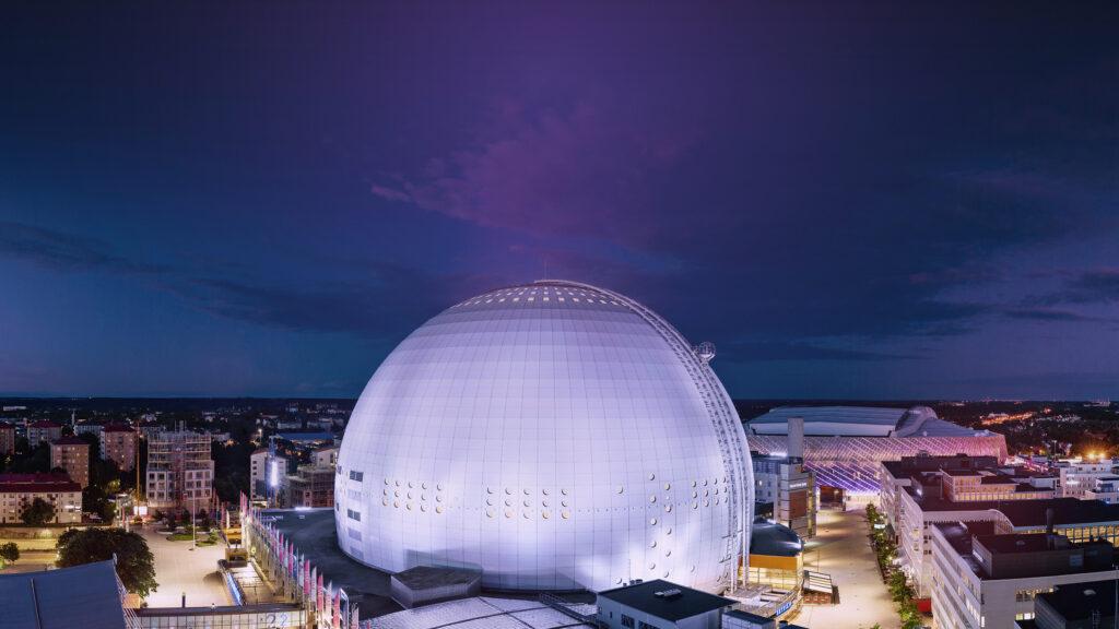 Avicii arena i Stockholm
