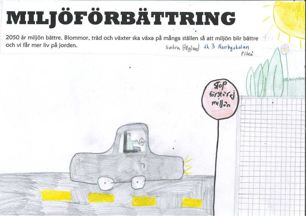Sofias teckning