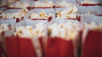 Popcorn på bio