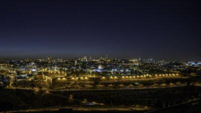 Staden Jerusalem