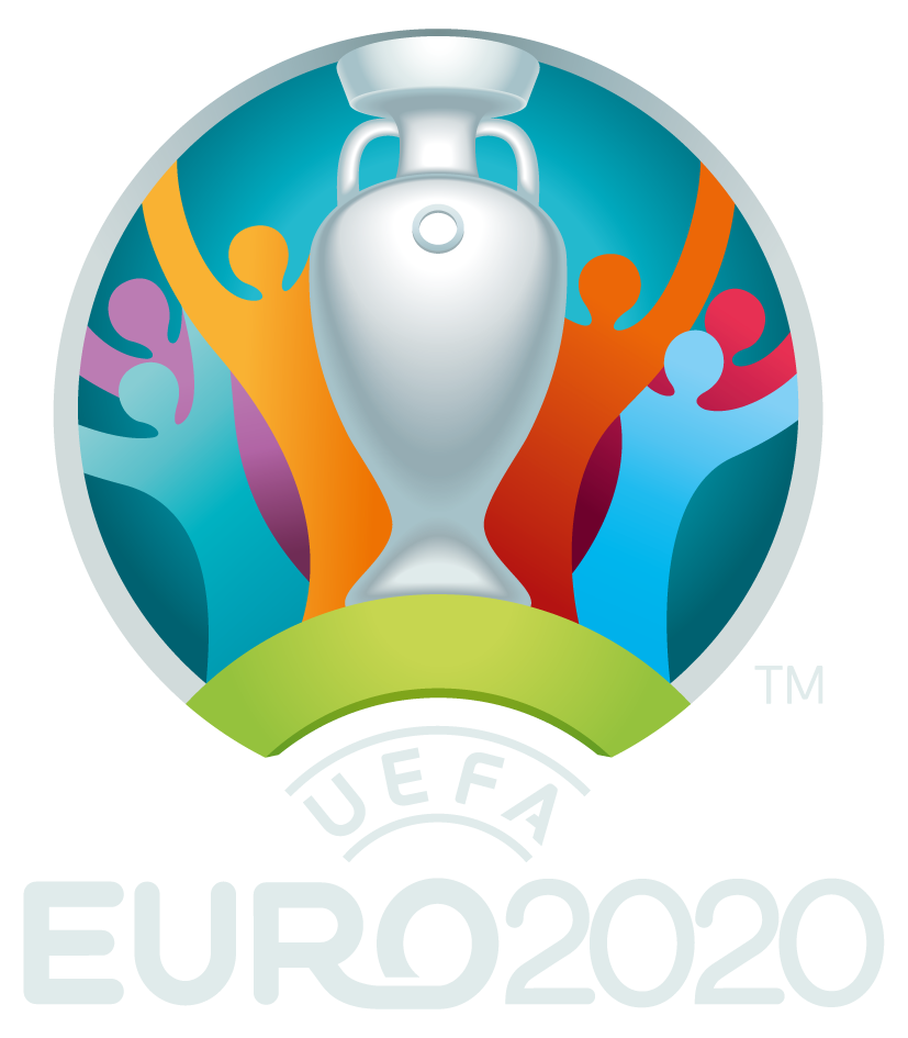 Loggan för EM 2020