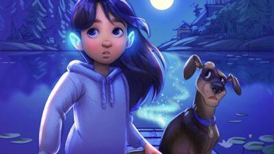 Veckans boktips Luna och superkraften