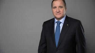 Stefan Löfven slutar som statsminister.