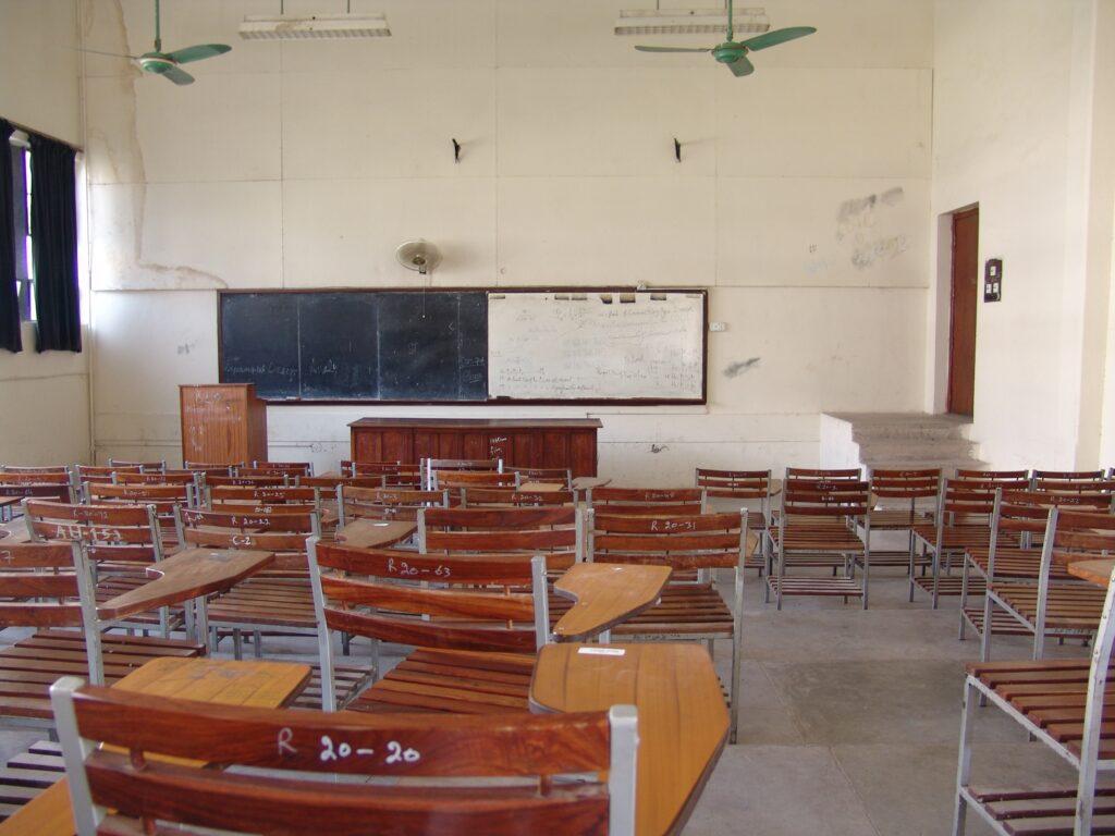 Risk att elever inte återvänder efter pandemin