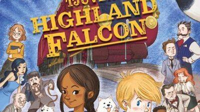 Veckans boktips: Tjuven på Highland falcon