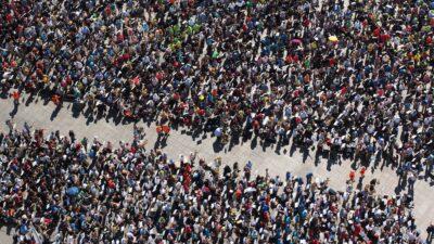 Många protester på Kuba
