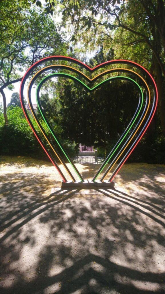 Hjärtats olika sidor