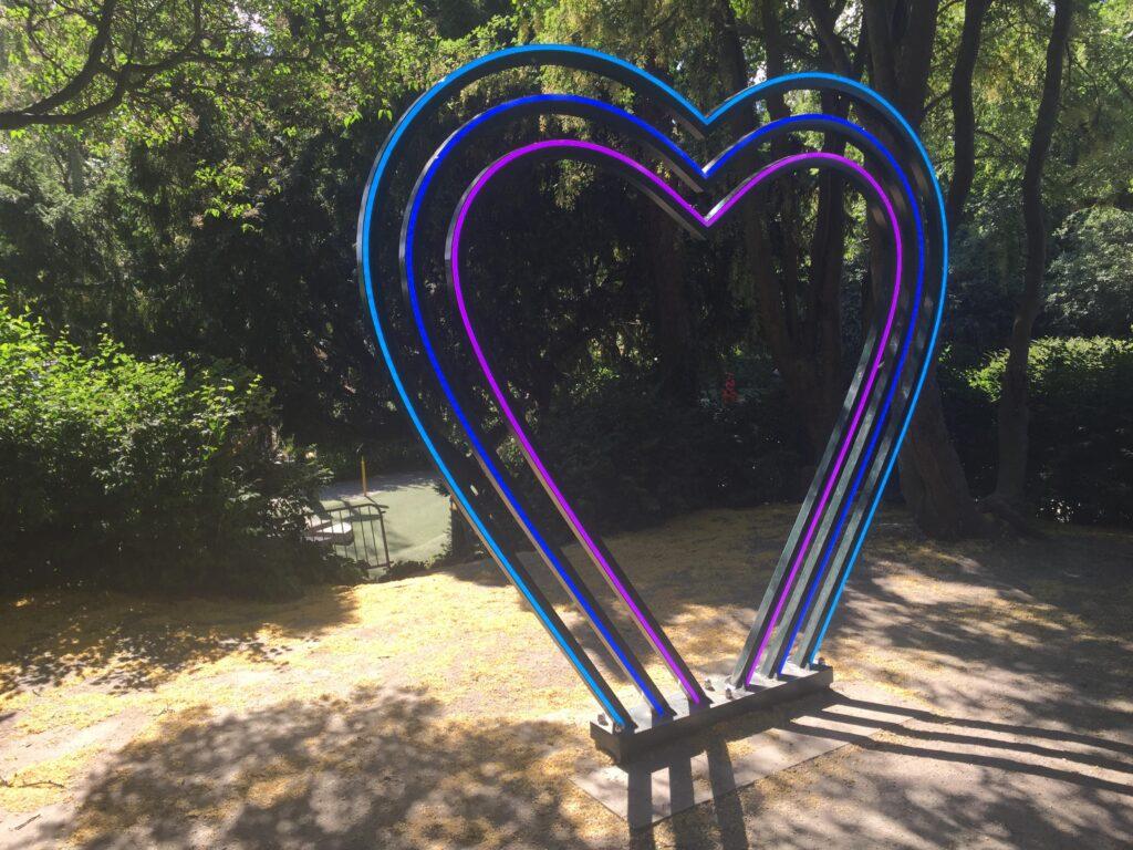 Hjärtat i folkets park