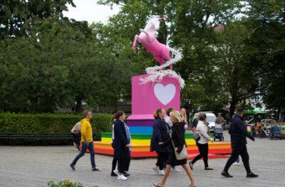 Pride i Malmö 2021